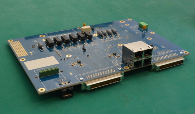 Test Fixture Interface Board